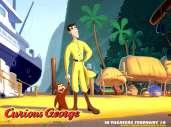Fonds d'écran du film Georges le petit curieux