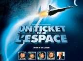 Fonds d'écran du film Un ticket pour l'espace
