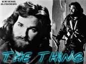 Fonds d'écran du film The thing