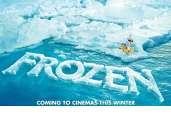 Fonds d'écran du film La Reine des neiges